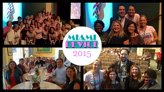 Miami Device 2015 Reflection